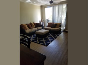 Furnished Cambridge Park Apartment