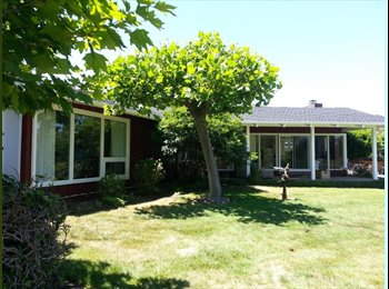 EasyRoommate US - Room in amazing lake house redwood city - San Mateo County, San Jose Area - $1,500 pcm