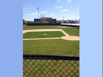 Baseball Stadium loft