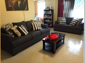 Seeking a roommate for a 2 bdr/ 1 ba apt in Harlem