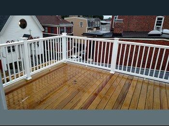 EasyRoommate US - Luxury 3 Bed Condo (New Construction) - South Boston, Boston - $1,500 pcm
