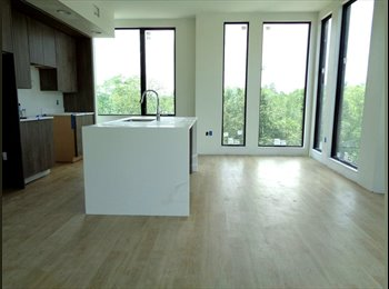 Share downtown apartment - Amherst's only lux bldg