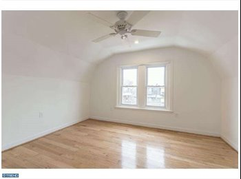Top floor of 3 story Colonial 2 BR 1 private bath