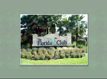 EasyRoommate US - Single Profession Woman Roomate Wanted - Port St Lucie, Other-Florida - $700 /mo