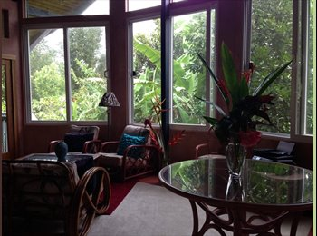 EasyRoommate US - Beautiful House to Share in Haiku - Maui, Maui - $850 pcm