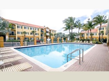 Room for rent in a great location in Doral