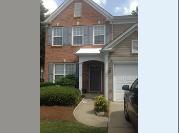 Bedrooms in 3 BR townhouse available!
