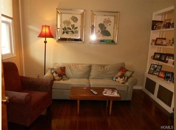 EasyRoommate US - yonkers bronxville border room for rent - Yonkers, Westchester - $700 pcm