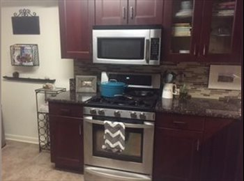 EasyRoommate US - Spacious townhouse, room for rent - Morristown, Central Jersey - $1,015 pcm