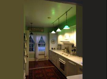 EasyRoommate US - Temporary room, beautiful home - short term rental - Stamford, Stamford Area - $1,200 pcm