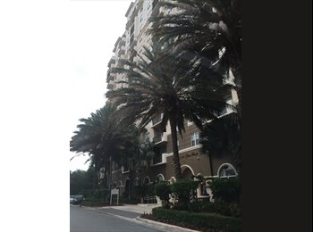 EasyRoommate US - Spacious, Sunny, Luxury Apartment in Downtown WPB - West Palm Beach, Ft Lauderdale Area - $850 pcm