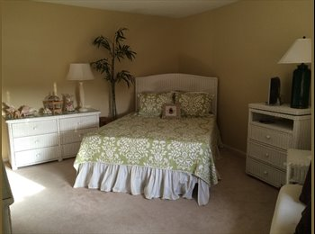 EasyRoommate US - SINGER ISLAND - Room for rent on beach - Vero Beach, Other-Florida - $950 pcm
