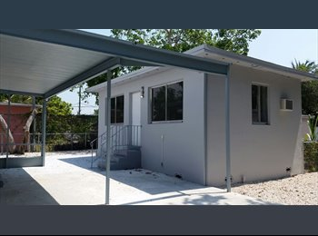 EasyRoommate US - Studio/ Cottage for Rent in Littlle River - El Portal, Miami - $1,000 pcm