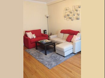EasyRoommate US - Fully Furnished Room in Southie! - South Boston, Boston - $1,000 pcm