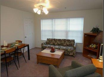 EasyRoommate US - 540$ University Courtyard Apartments - Southeast, Columbus Area - $540 pcm