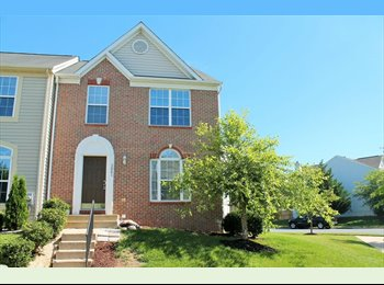 EasyRoommate US - Easy Going Townhouse - Frederick, Other-Maryland - $750 pcm