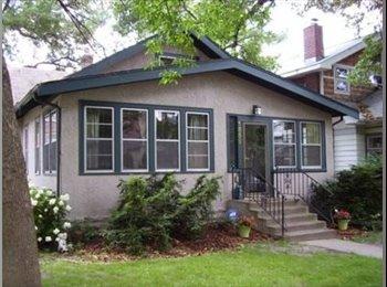 EasyRoommate US - Amazing St. Paul House - Rooms for Rent! - St Paul West, Minneapolis / St Paul - $425 pcm