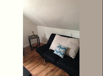 Looking for quiet yet cool roommate for temp