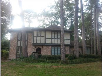 EasyRoommate US - North Houston / Spring / Woodlands / Humble - Other-Texas, Other-Texas - $500 pcm