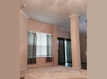 EasyRoommate US - A Bedroom, Shared Bathroom and Office Space - Garland, Dallas - $600 /mo