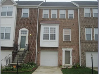 EasyRoommate US - Rent Spacious 3 bdrm Townhouse - Silver Spring, Other-Maryland - $2,500 pcm