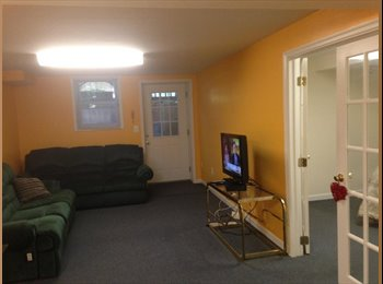 EasyRoommate US - Semi-Furnished Lower Level Apartment in Potomac - Bethesda, Other-Maryland - $900 pcm