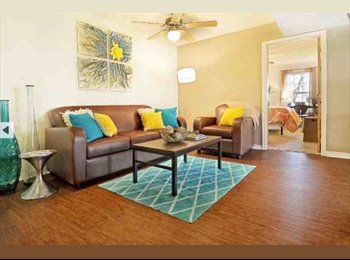 EasyRoommate US - SPACIOUS AND FURNISHED - Greenville, Other-North Carolina - $410 pcm