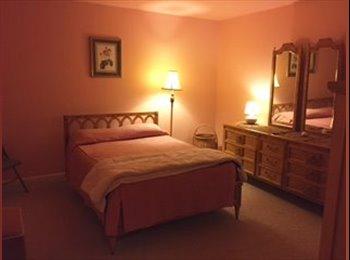 Furnished Bedroom for rent(Female)55 and older