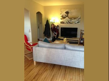 EasyRoommate US - Charming 1 bedroom Sq Hill apt - Pittsburgh Northside, Pittsburgh - $750 pcm