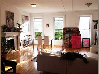 BEAUTIFUL SUBLET IN ARTISTS MASSIVE APARTMENT ~