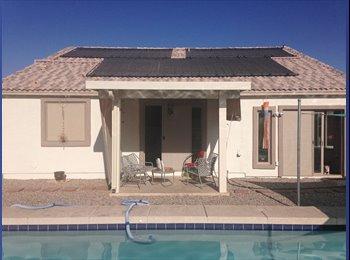 EasyRoommate US - swim instructor triathlete - Gilbert, Phoenix - $450 pcm
