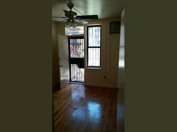 EasyRoommate US - Room in 2-bedroom Apt, PRIVATE Backyard - Park Slope, New York City - $1,100 pcm