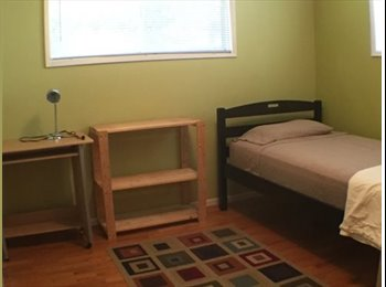 EasyRoommate US - Easy, quiet, neat green house with gardens - Eugene, Eugene - $550 pcm