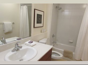 EasyRoommate US - Beautiful/New Private Bed and Bath Avail 8/1 - Berkeley, Oakland Area - $1,550 pcm