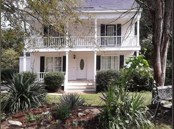 EasyRoommate US - Room 4 rent private bath Beautiful Wake Forest NC - Raleigh, Raleigh - $695 pcm