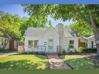 EasyRoommate US - Knox/Henderson - East Dallas, Dallas - $950 pcm