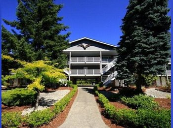 EasyRoommate US - Colonial Square, 1x1 Small Remodel - Bellevue, Bellevue - $900 pcm