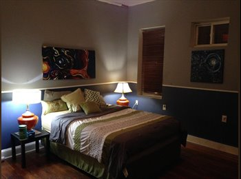 EasyRoommate US - Act Fast! Share Huge rowhome on Druid Hill - Central, Baltimore - $500 /mo