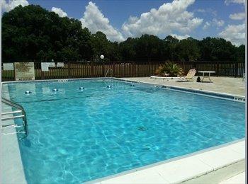 EasyRoommate US - Private Bedroom, Bath &Entrance - Ocala, Other-Florida - $375 pcm