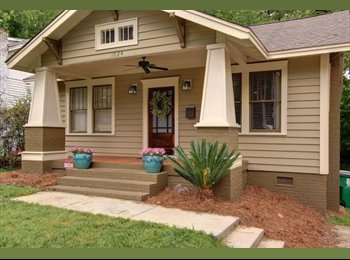 EasyRoommate US - Charming 3 Bedroom House - Looking For 2 Roommates - Mecklenburg County, Charlotte Area - $650 pcm