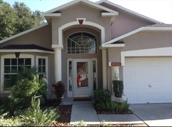 EasyRoommate US - House to share in Westchase area! - West Tampa, Tampa - $700 pcm