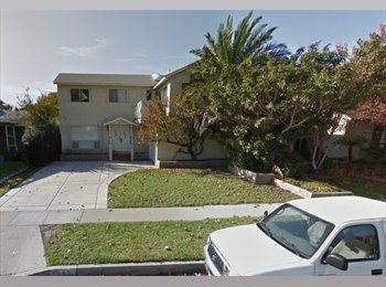 EasyRoommate US - Long Beach house with a master bedroom/bath - Long Beach, Los Angeles - $850 pcm