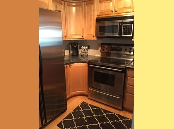 EasyRoommate US - Bedroom/Private Bath in Furnished Condo - Raleigh, Raleigh - $750 pcm