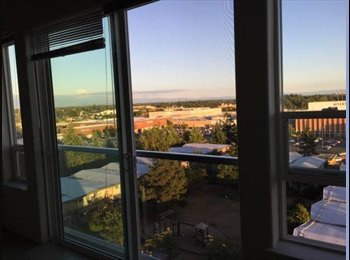 EasyRoommate US - 2br and 2ba apt with Mt. Rainier View - Tacoma City, Tacoma - $650 pcm