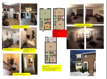 EasyRoommate US - 2 Rooms to rent - Richmond West End, Richmond - $750 pcm