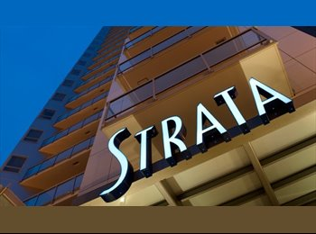 EasyRoommate US - 1BR in 3BR apartment available at Strata! - Downtown, San Diego - $1,250 pcm