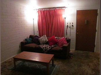 EasyRoommate US - $275 In need of chill roommate close to campus! (M - Tucson, Tucson - $275 pcm
