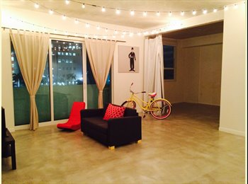 EasyRoommate US - The Loft - Downtown, Miami - $900 pcm