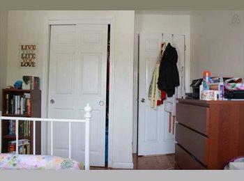Large Bedroom in Huge Duplex Loft