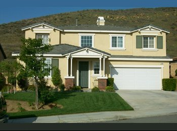 EasyRoommate US - Room for single person available - Murrieta, Southeast California - $475 pcm